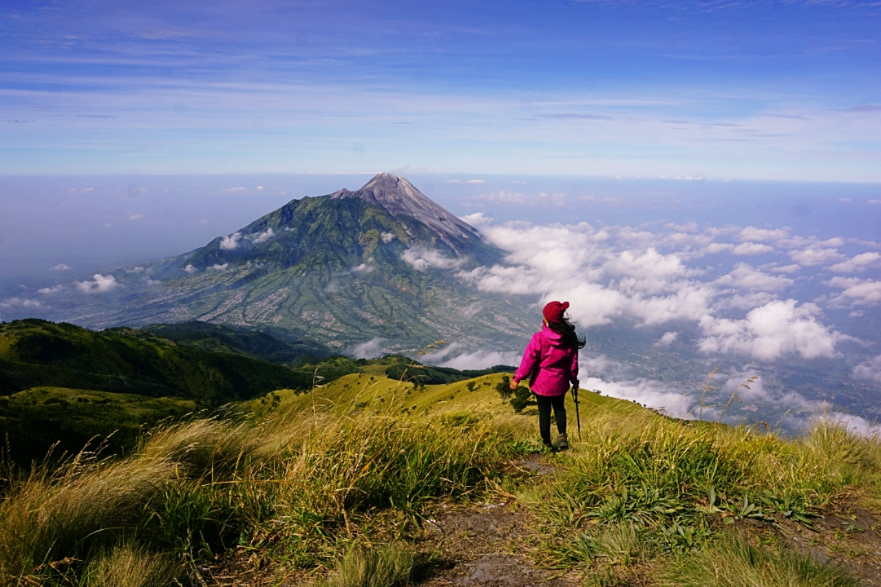 , SHUNT menuju Gunung MERBABU, SHUNT Magetan