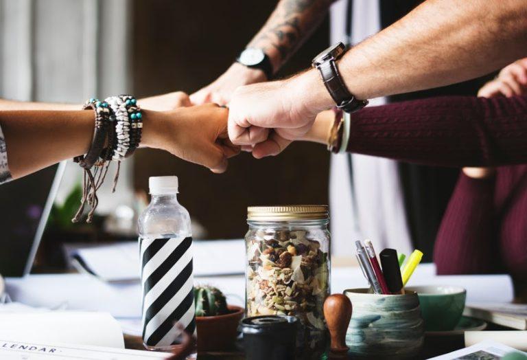 Definisi Organisasi dan Contoh Struktur Organisasi Sederhana - Tim