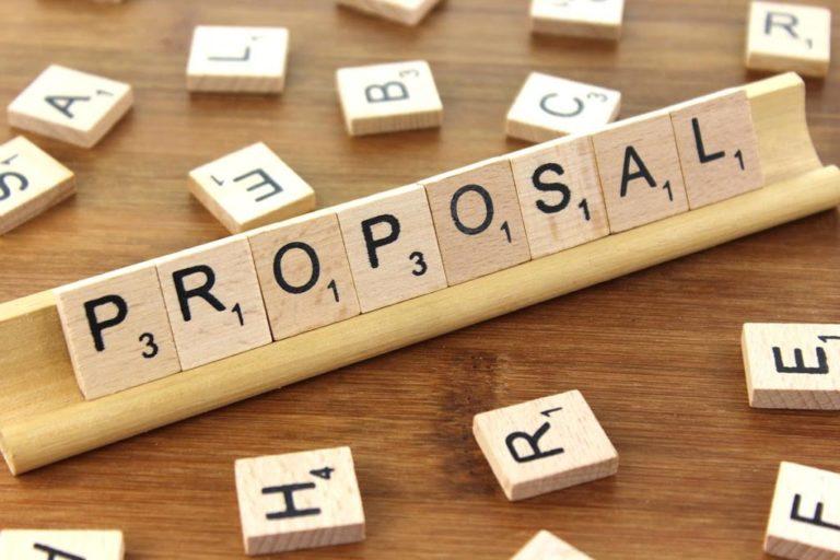 Cara Membuat Proposal Kegiatan Yang Baik dan Benar - Hukum