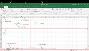 Pengenalan, Pengertian dan Manfaat Microsoft Excel