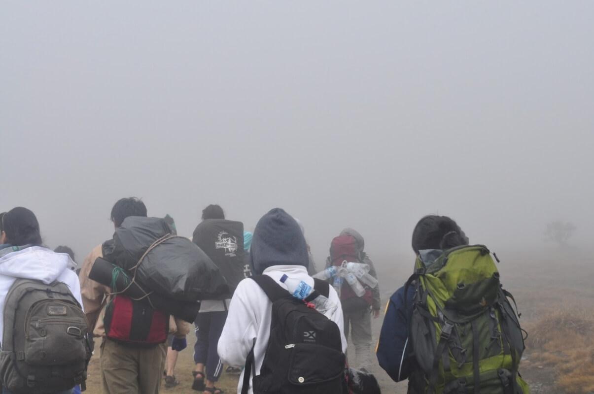 tips mendaki gunung, Tips Mendaki Gunung Saat Musim Hujan, SHUNT Magetan