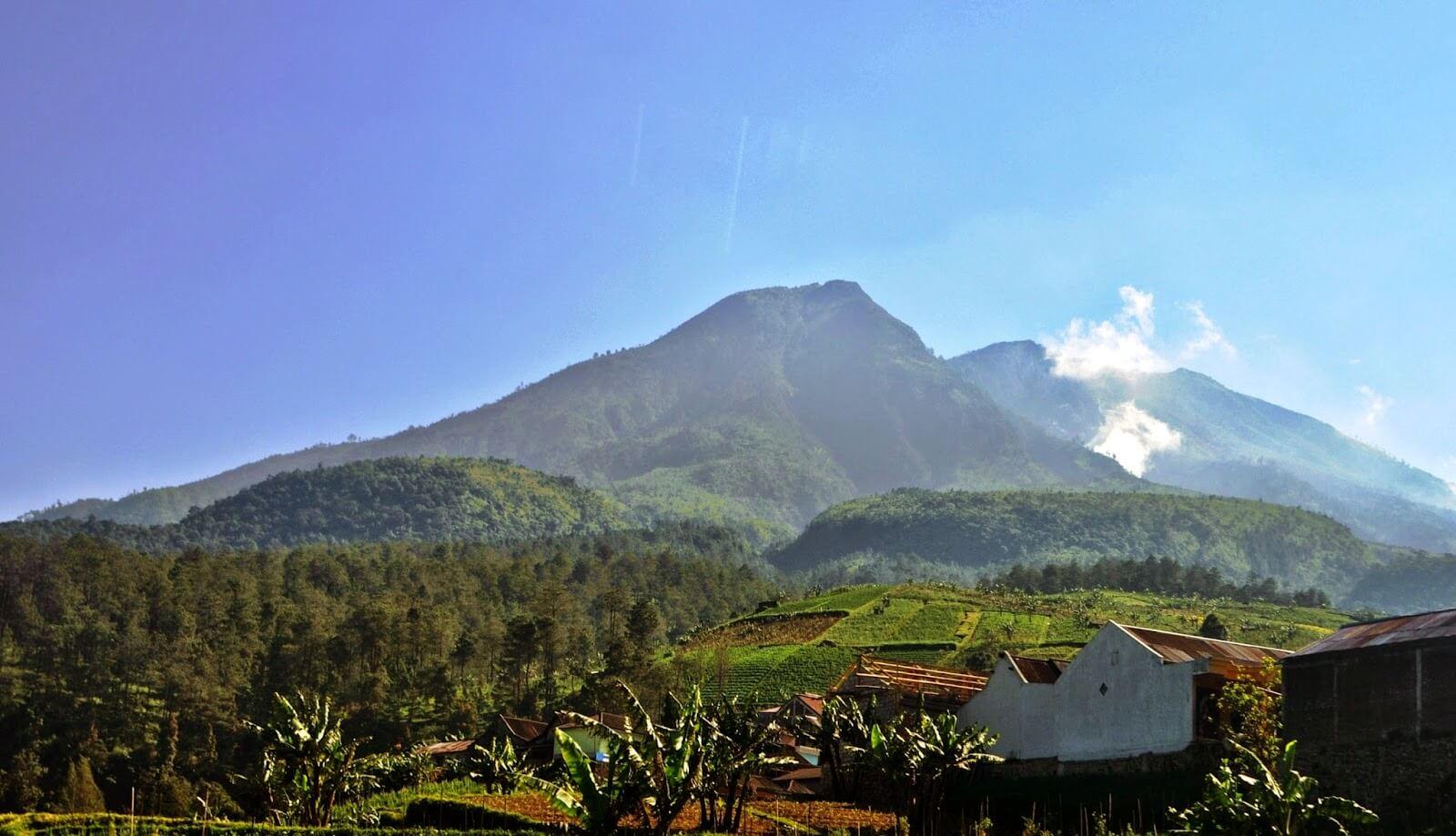 pendakian gunung lawu, Pendakian Gunung Lawu, Beberapa Jalur Yang Dapat Dilalui, SHUNT Magetan