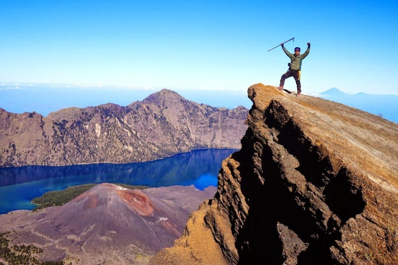 Realita Mendaki Gunung Yang Sebenarnya