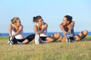 5 Olahraga Ringan Saat Puasa