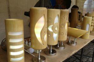 5 Kerajinan Dari Bambu Bernilai Jual Tinggi