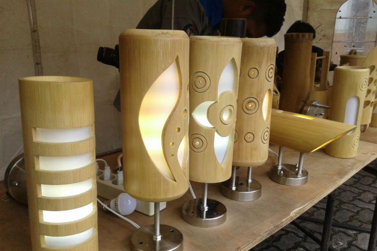 kerajinan dari bambu, 5 Kerajinan Dari Bambu Bernilai Jual Tinggi, SHUNT Magetan