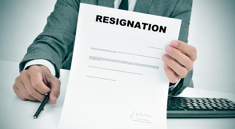 contoh surat pengunduran diri, Contoh Surat Pengunduran Diri, SHUNT Magetan