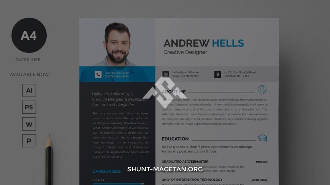 Cara Membuat CV Lamaran Kerja Yang Menarik Lengkap Dengan Contoh dan Template CV Lamaran Kerja Word dan PDF Gratis